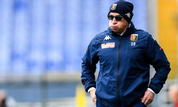 Ballardini: 'I think I will stay at Genoa'