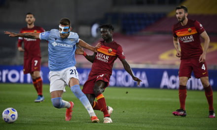 Darboe: From refugee camp to Europa semi-final