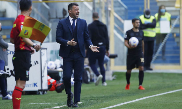 Official: D'Aversa and Carli leave Parma