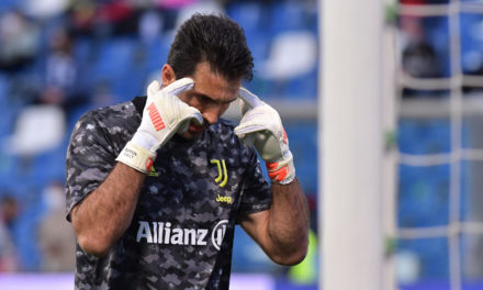 Watch: Parma ultras against Buffon's return
