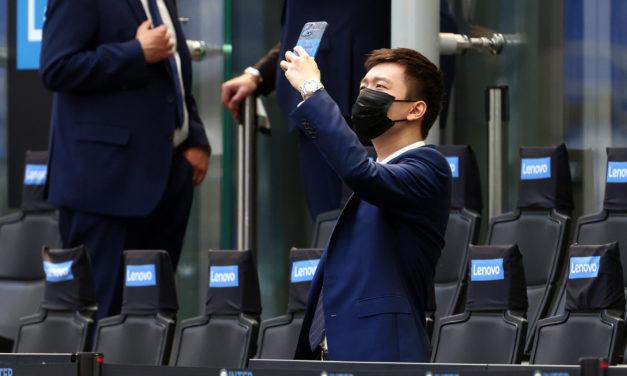 Zhang: 'Conte right, Lukaku is special'