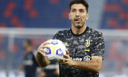 Report: Buffon has signed for Parma