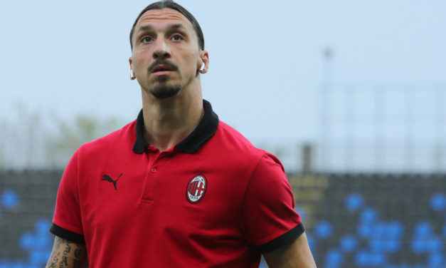 Ibrahimovic expected back in eight weeks