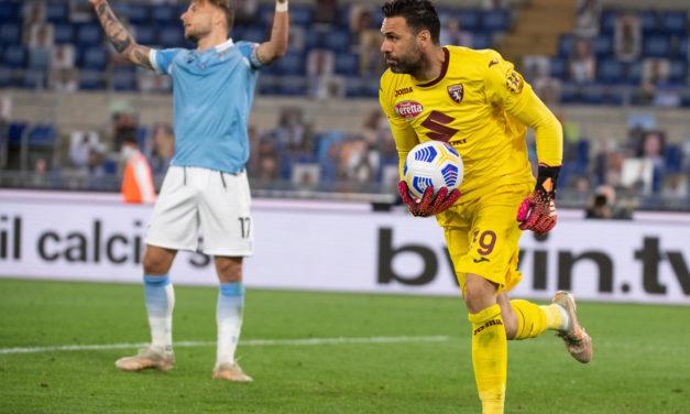 Lazio 0-0 Torino: Granata safe, Benevento relegated