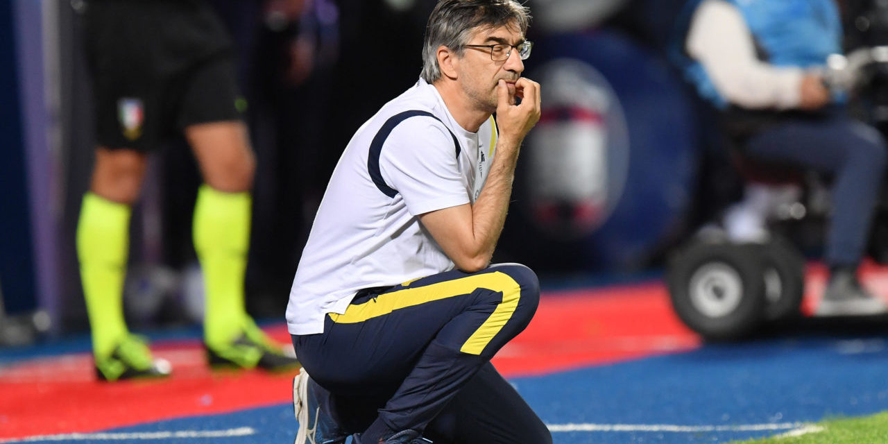 Verona coach Ivan Juric