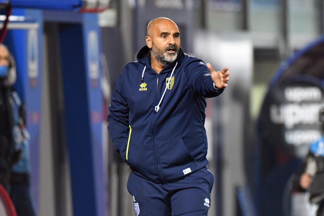 Former Parma coach Fabio Liverani