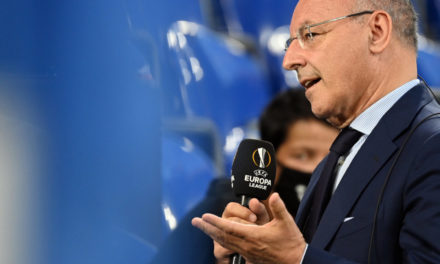 Inter set to sign new deals with Marotta and Ausilio