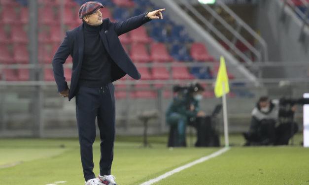 Mihajlovic: 'Bologna learnt a lesson against Inter'