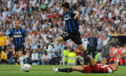 Milito blames Lukaku, reveals he was close to Real Madrid