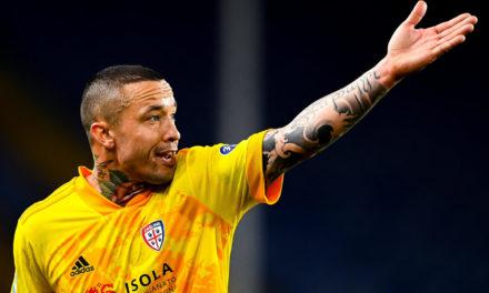 Cagliari: 'Big problems for Nainggolan'