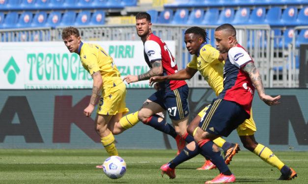 Will Nainggolan stay at Cagliari?