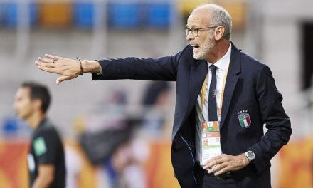 U21: Italy squad for Euro qualifiers
