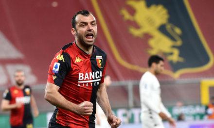 Pandev decides to continue at Genoa
