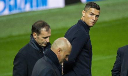 Juventus transfer strategies depend on Ronaldo's future