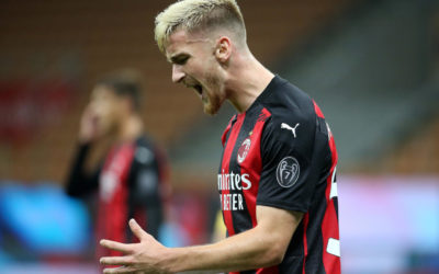 Saelemaekers 'delighted' with new Milan deal
