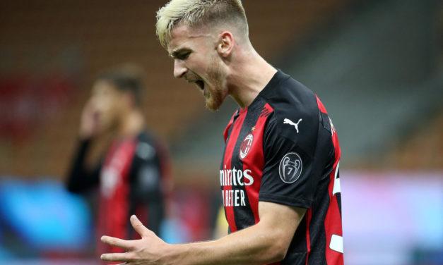 Saelemaekers 'encantados' con nuevo acuerdo con Milán