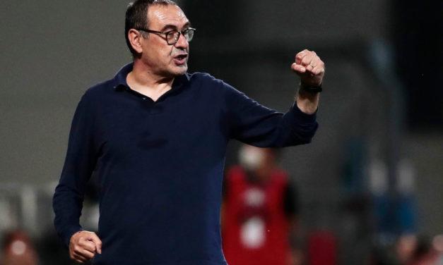 Sarri announced new Lazio coach today?