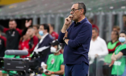 Sarri has positive meeting with Lazio