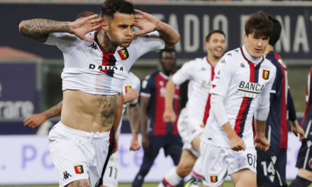 Highlights: Bologna 0-2 Genoa