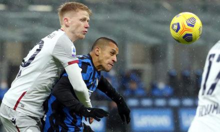 Milan fight Atalanta for Schouten