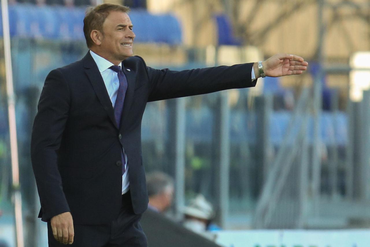 Leonardo Semplici at Cagliari
