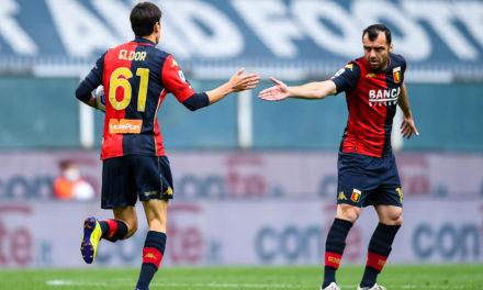 Line-ups: Genoa v Atalanta