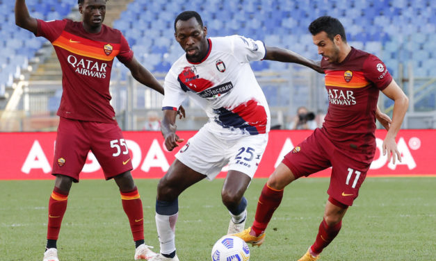 Highlights: Roma 5-0 Crotone