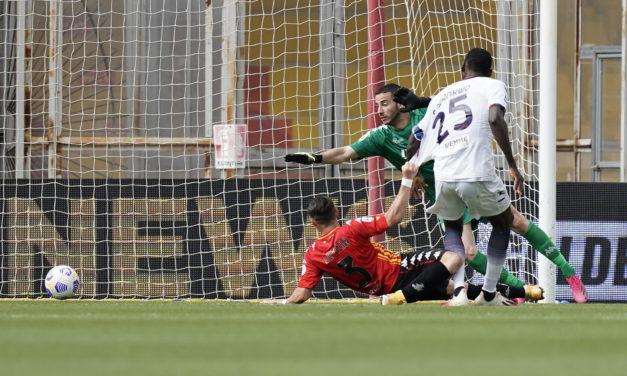 Highlights: Benevento 1-1 Crotone