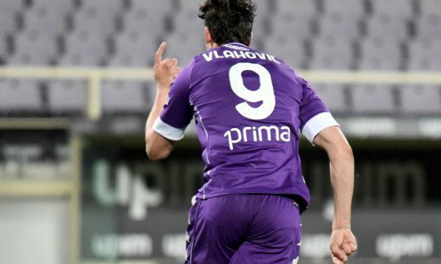 Fiorentina: 'We intend to renew Vlahovic contract'