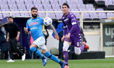 Fiorentina: Barone provides updates on Milenkovic and Vlahovic