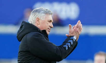 Ancelotti 'accepts' Real Madrid responsibilities