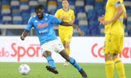 Agent: 'We will do everything to bring Bakayoko to Milan'