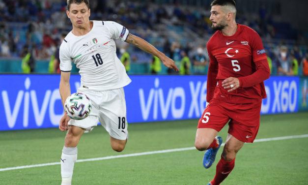 Real Madrid target Italy pair