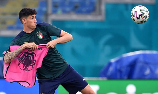 Marchisio: 'Bastoni has shown he can do well with Italy'