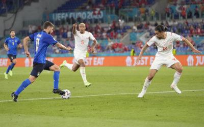 Liverpool and Tottenham prepare Berardi bid