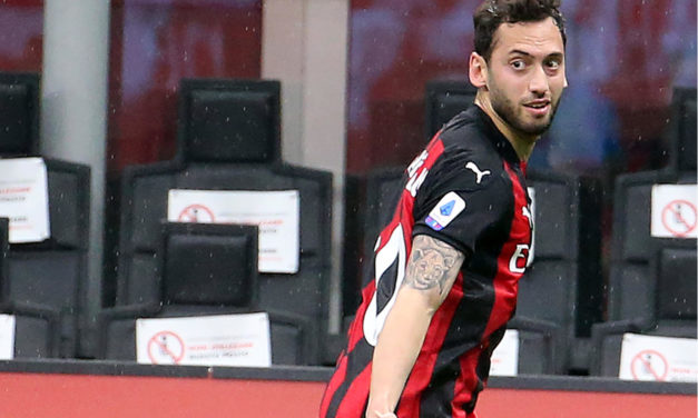 'Another player leaves Milan for free', fans and pundits react as Calhanoglu joins Inter