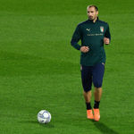 Chiellini returns, but won't start with Austria