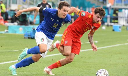 EURO 2020 LIVE: Italy v Wales