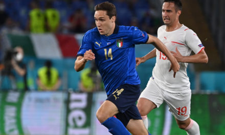 Italy-Wales: Chiesa and Verratti in