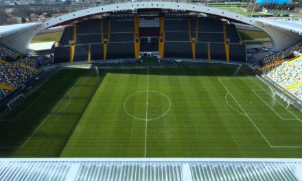 Udinese threaten to quit Dacia Arena