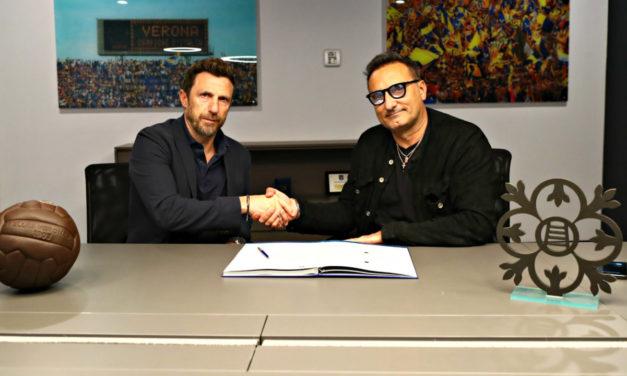 Official: Di Francesco new Verona coach
