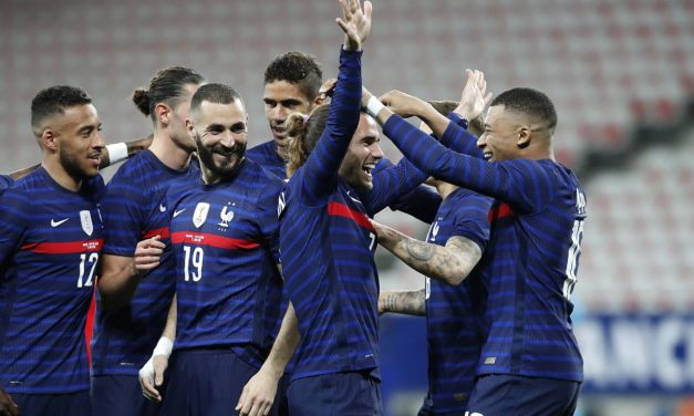 Euro 2020 profile: France, the team to beat