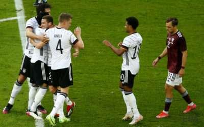 EURO 2020: FRANCE VS. GERMANY LIVE