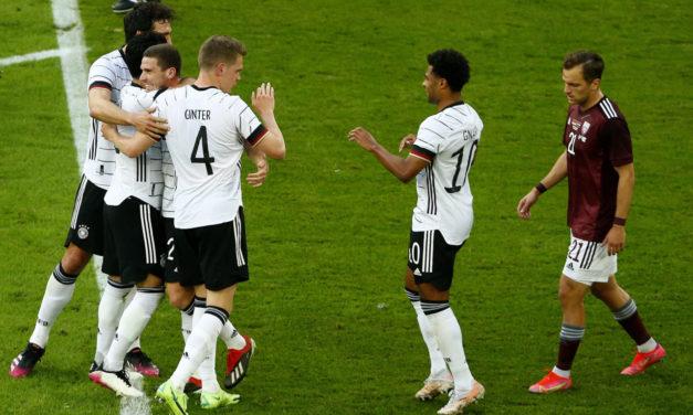 Euro 2020 profile: uncertain Germany