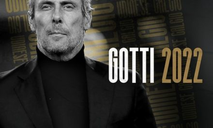 Official: Udinese extend Gotti contract