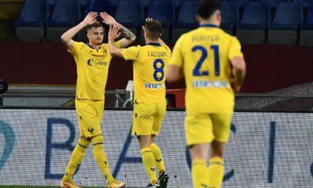 Verona want to renew Ilic loan