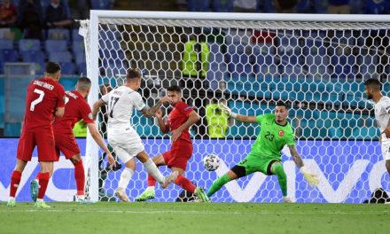 Turkey 0-3 Italy: Azzurri dominate Euro 2020 debut