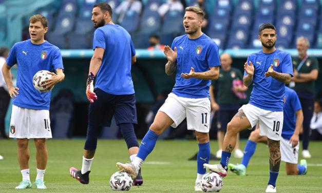 Vieri: 'Italy playing better than anyone'