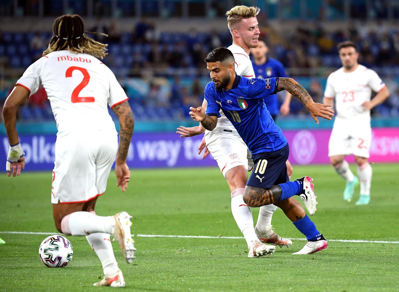 Euro 2020 Liveblog: Italy vs. Switzerland - Football Italia