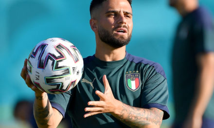 Insigne wants to resolve contract situation